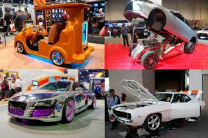 Toyota Corolla on DUBs - The Wildest 2014 SEMA Show Cars