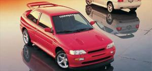 Ford Cosworth RS - Motor Trend Magazine