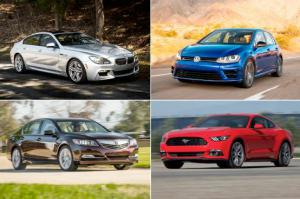 BMW 435i Coupe - Quickest Vehicles That Also Get 30 MPG