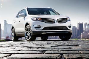 2015 Lincoln MKC Priced From $33,995 - Motor Trend WOT