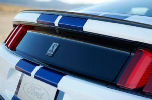 2016 Ford Shelby GT350 Mustang Chassis First Look