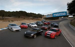 2009 Motor Trend Best Driver's Car - Best driver's car competition - Motor Trend