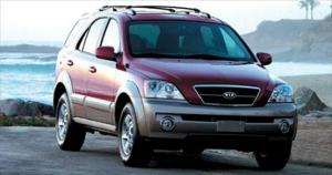 2003 Kia Sorento - First Look - Truck Trend