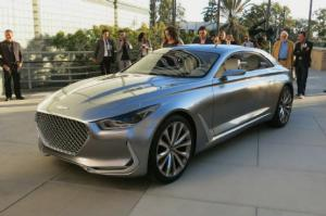 Hyundai Vision G Coupe Concept First Look - Motor Trend