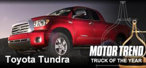 2008 Toyota Tundra - Truck of the Year - Motor Trend
