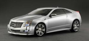 Cadillac CTS Coupe Concept - First Look - Motor Trend