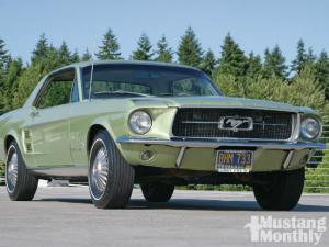 1969 Ford Mustang Hardtop - Mustang Monthly