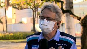 Expectativa da Secretaria de Estado da Saúde é que seja possível identificar como cada pessoa foi infectada; em setembro é esperada a estabilização de casos e mortes no interior do Estado