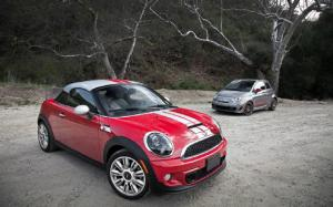 2012 Fiat 500 Abarth vs. 2012 Mini Cooper S Coupe - Result - Motor Trend