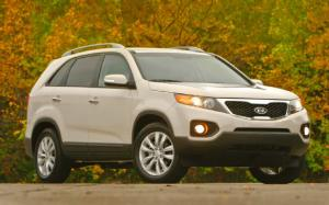 2012 Kia Sorento Photo Gallery - Motor Trend