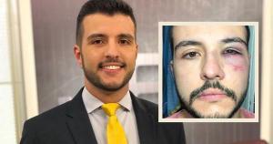 Matheus Ribeiro, atual funcionário da Record TV, decidiu ir às redes sociais para desabafar após sofrer um assalto em Brasília