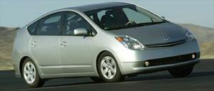 2004 Toyota Prius Hybrid Synergy Drive - 2004 Car of the Year - Motor Trend