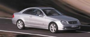 2003 Mercedes-Benz CLK-Class Engine & Transmission - Road Test Review - Motor Trend