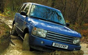 2003 Range Rover HSE Engine, Chassis & Comparison - Road Test - Motor Trend