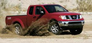 2005 Truck of the Year Testing - Nissan Frontier - Motor Trend