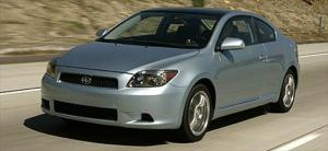 2005 Car of the Year Testing - Motor Trend- cotytesting