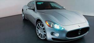 Maserati GranTurismo Coupe - First Look - Motor Trend