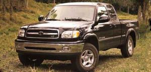 2000 Toyota Tundra - Road Test & Review - Motor Trend