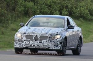 Next-Generation Mercedes-Benz E-Class Spied in Germany - WOT