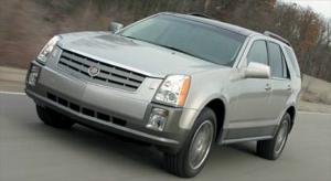 2004 Cadillac SRX SUV Road Tests - Motor Trend
