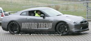 Nissan GT-R Spec V - Spied Vehicles - Motor Trend