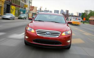 2010 Ford Taurus SHO First Test - Motor Trend