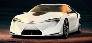 Toyota FT-HS Concept - First Look - Motor Trend Magazine