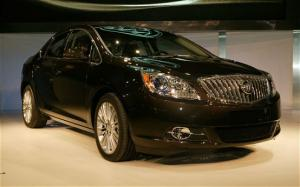 2012 Buick Verano First Look - Motor Trend