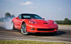 Top 10 Launch Control-Equipped Cars - Chevrolet Corvette ZR1 - Motor Trend