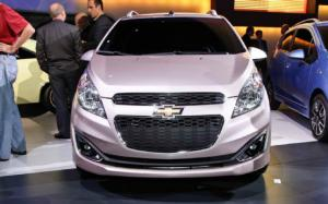 2013 Chevrolet Spark First Look - Motor Trend