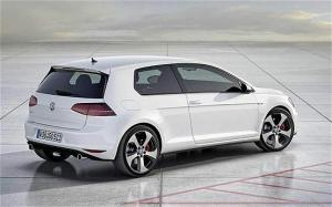New Volkswagen GTI Images Appear Prior to Paris Motor Show Unveiling