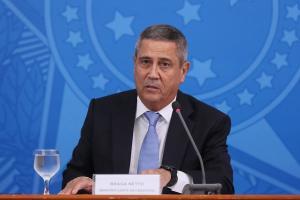 O ministro chefe da Casa Civil, Braga Netto, exonerou Luciano Benetti Timm do cargo em portaria publicada no Diário Oficial da União