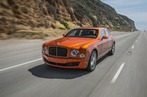 2015 Bentley Mulsanne Speed First Test - Motor Trend