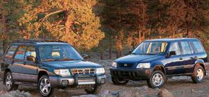 Subaru Forester Vs. Honda CR-V - Interiors - Comparison - Motor Trend