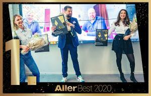 Derfor vinner de Aller Best 2020!