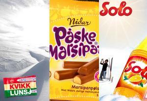 Kuttet i Solo-reklamen i fjor – slik angriper Ringnes, Freia og Orkla årets påske