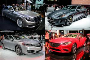 Readers' Choice: Top 15 Hottest 2014 Los Angeles Auto Show Vehicles - Motor Trend