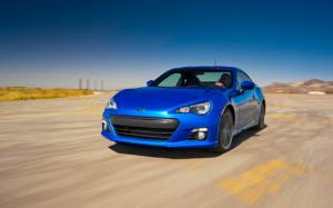 2013 Subaru BRZ Limited First Test - Motor Trend