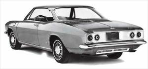 1965 Chevrolet Corvair - Icons - Motor Trend Classic