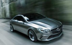Mercedes-Benz Concept Style Coupe First Look - Motor Trend