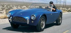 Ford Shelby Cobra Concept - The CSX2000 - First Drive & Road Test Review - Motor Trend
