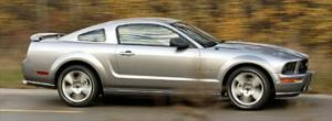2005 Ford Mustang - Exterior Design - Road Test Review - Motor Trend