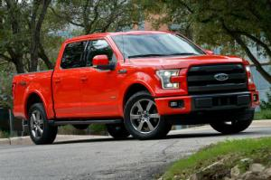 2015 Ford F-150 First Drive - Motor Trend
