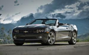 2012 Chevrolet Camaro RS 45th Anniversary Convertible First Test - Motor Trend