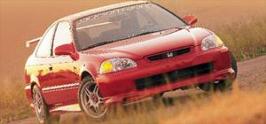 Supercharged 1996 Honda Civic - Performance Data - Road Test - Motor Trend