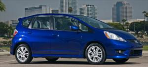 2009 Honda Fit and 2009 Honda Fit Sport - First Drive - Motor Trend