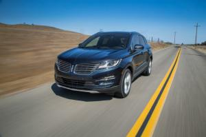 2015 Lincoln MKC 2.0, 2.3 EcoBoost First Test - Motor Trend