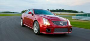 2009 Cadillac CTS-V - First Test - Motor Trend