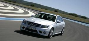 2008 Mercedes-Benz C63 AMG - Driving Dynamics - First Drive - Motor Trend