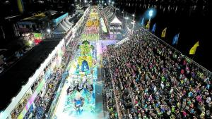 Equipamento que será instalado no Sambão do Povo vai oferecer uma visão mais ampla e detalhada dos desfiles das escolas, da concentração à dispersão